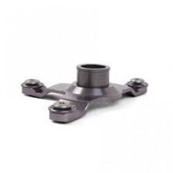 Suporte para Protetor de Disco de Freio Dianteiro BR Parts (Kit de Montagem) CRF 250/450 + CRFX 250/450